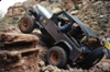 Larry with their 93 YJ at Rockpile in Moab, Ut. 1999.